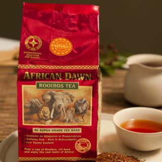 【非洲晨曦】南非國寶茶(40包/袋),擁有60年歷史老茶莊,無咖啡因飲品【台安藥妝】