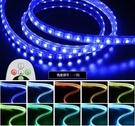 遙控器5米變16色LED條燈串帶燈串 聖...