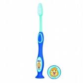 Chicco 兒童成長牙刷-藍(3-6歲)[衛立兒生活館]