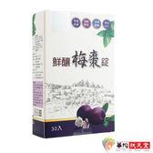 華陀寶華堂-鮮釀梅棗錠1盒(30錠/盒)