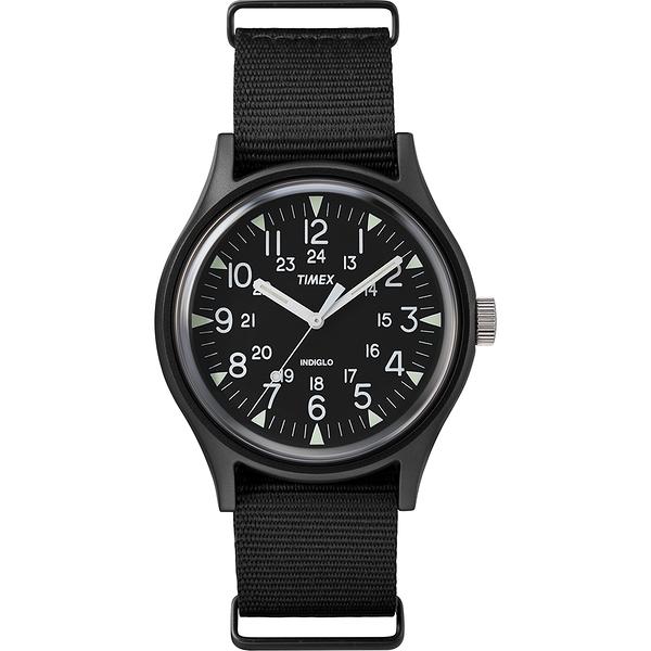 【TIMEX】天美時 MK1 潮流軍錶(黑 TXTW2R37400)
