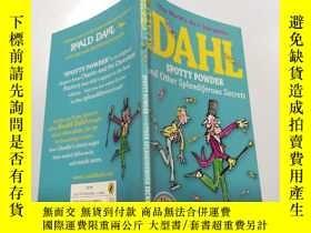 二手書博民逛書店Roald罕見Dahl :spotty powder and other splendiferous secret