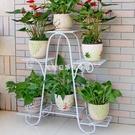 花架子多層室內特價家用陽臺裝飾架鐵藝客廳省空間花盆落地式綠蘿 快速出貨 YYS