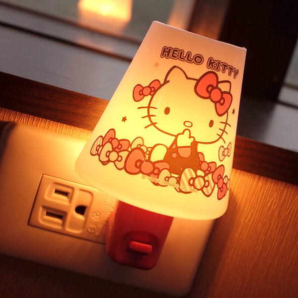 PGS7 三麗鷗系列商品 - 三麗鷗 Hello Kitty 凱蒂貓 情境 小夜燈 小燈 夜燈【SFP71475】
