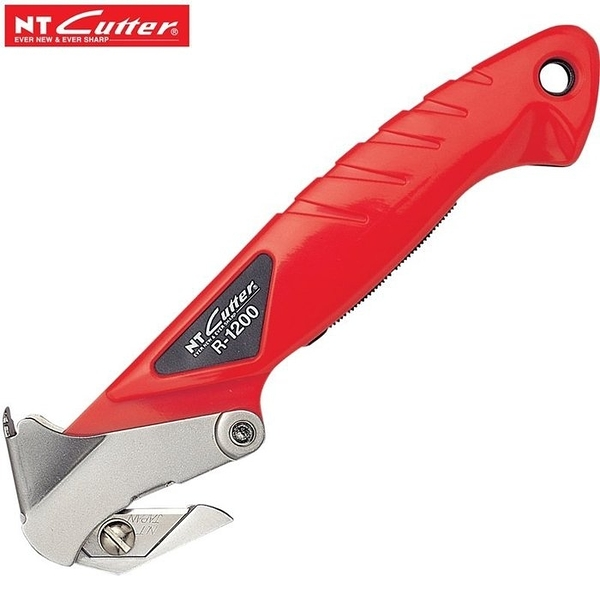 耀您館★日本NT Cutter拆箱刀R-1200P撬釘器 拔釘器 開箱專用刀 包裝繩切斷器 紙箱裝訂針拆除 安全