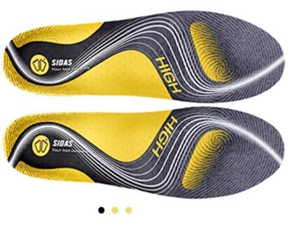【線上體育】SIDAS 3feet運動型鞋墊 - 高足弓