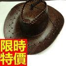 牛仔帽子自信極簡-有型隨意明星款遮陽男帽子4色57j5【巴黎精品】