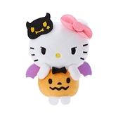 小禮堂 Hello Kitty 迷你沙包玩偶 (怪奇萬聖節) 4550337-00881