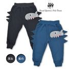 小童鯊魚造型縮口休閒棉褲*2色[K7207] RQ POLO 秋冬童裝
