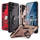 CITY for 三星 Samsung Galaxy S21 Ultra / S21+ 個性軍士風磁吸防摔手機殼 請選型號與顏色