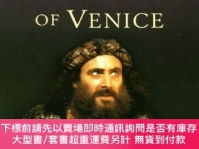 二手書博民逛書店The罕見Merchant Of Venice (oxford School Shakespeare Series