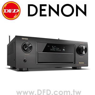 (預購) 天龍 DENON AVR-X6300H 11.2聲道 4K 網路劇院擴大機 可3區控制 杜比全景聲、DTS-X 公司貨