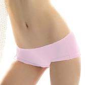 LADY 莉莉思 沁涼系 低腰平口褲(藕粉色)