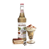 Monin糖漿-提拉米蘇700ml (專業調酒比賽 及 世界咖啡師大賽 指定專用產品)