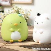 存錢罐韓國創意可愛卡通兒童防摔硬幣儲蓄罐成人男孩女孩儲錢罐大 印象家品旗艦店