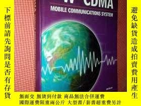 二手書博民逛書店W-CDMA罕見MOBILE COMMUNICATIONS SY