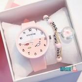 女童手錶 手錶小學生便宜兒童女孩可愛男女童大童卡通兒童小孩子電子指針式