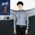 長襯-韓微彈質感線條長襯-質感條紋款《004JK029》共3色【現貨+預購】『SMR』