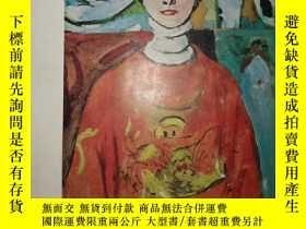 二手書博民逛書店catalog罕見of the permanent collection of painting and scul