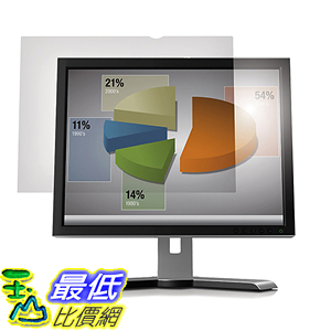[美國直購] 3M AG19.0 Anti-Glare Filter 螢幕防眩光片(非防窺片) for Standard Desktop LCD Monitor 19吋 377 mm x 302 mm
