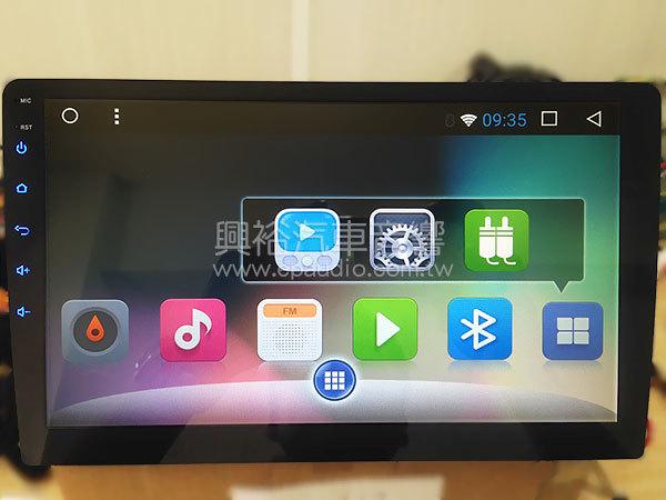 【ACECAR】奧斯卡AD-1370A安卓通用型10吋觸控螢幕多媒體主機*藍芽+導航+安卓*無碟.四核心