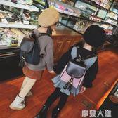 幼兒園背包小女孩兒童後背包小學生旅行包時尚可愛女童書包潮親子