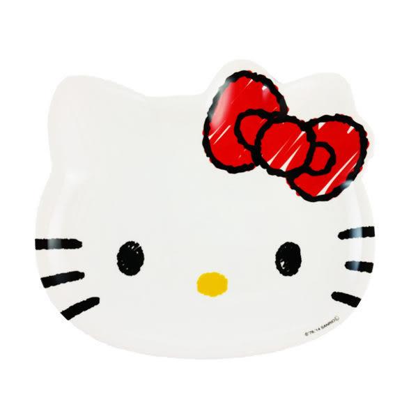 Hello Kitty顏型餐盤 (OS shop)