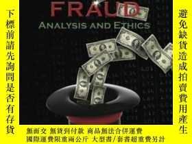 二手書博民逛書店Detecting罕見Accounting Fraud: Analysis And Ethics-會計舞弊的發現: