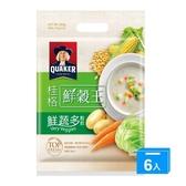 桂格鮮蔬多鮮穀王30G*10*6【愛買】