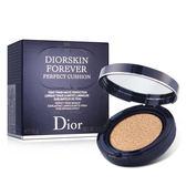 Dior迪奧 超完美持久氣墊粉餅#020自然膚(15g)★ZZshopping購物網★