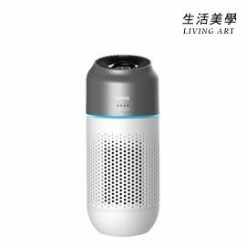 KINYO【AO-207】車用空氣清淨機 HEPA濾心 防疫抗菌 手揮感應 USB 車用 PM2.5 尼古丁 三檔風速 便攜