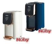 Nuby智能七段定溫調乳器(海軍藍/純淨白) 4280元