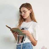 短袖t恤女新款夏季蕾絲照片印花潮流時尚合體女士上衣