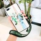 華為榮耀10手機殼炫光玻璃小清新榮耀v10全包軟邊『新佰數位屋』