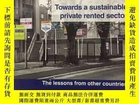 二手書博民逛書店Towards罕見a sustainable private r