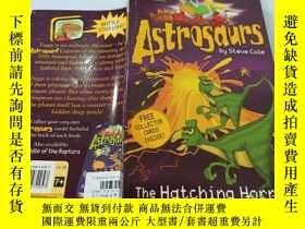 二手書博民逛書店Astrosaurs:罕見The hatching horror孵化的恐怖Y200392