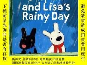 二手書博民逛書店Gaspard罕見And Lisa s Rainy DayY256260 Anne Gutman Knopf