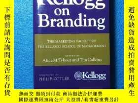 二手書博民逛書店The罕見Kellogg School of Management : The Marketing Faculty