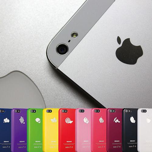 【東西商店】Ozaki O!Coat Fruit iPhone 5/5s /SE 超好吃!!水果保護殼