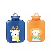 【超人百貨】KINYO 冷暖兩用 變色 水袋 小鹿 獅子 WB0036 熱水袋 冷水袋 PP耐熱瓶口 安全環保