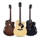 小叮噹的店-Rosen G11 面單木吉他 40/41吋 民謠吉他 調音器 移調夾