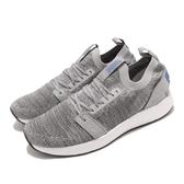 Puma 慢跑鞋 NRGY Neko Engineer Knit 灰 白 男鞋 編織鞋面 輕量避震 運動鞋【PUMP306】 19109726