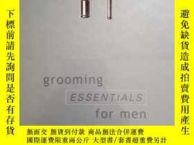 二手書博民逛書店grooming ESSENTIALS for罕見menY271