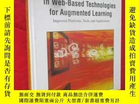 二手書博民逛書店Solutions罕見and Innovations in Web-based Technologies for
