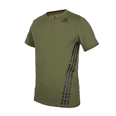 ADIDAS 男短袖T恤(亞規 吸濕排汗 慢跑 路跑 愛迪達 上衣≡體院≡ GM0660