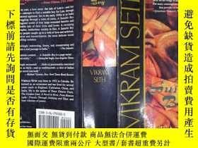 二手書博民逛書店A罕見Suitable Boy(詳見圖)Y6583 Vikram