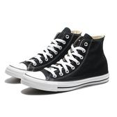 CONVERSE ALL STAR HIGH 黑色 高筒 基本款 帆布鞋 男女(布魯克林) M9160C