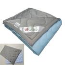 防蚊水晶冰涼被 + 枕頭套 (2人套組)