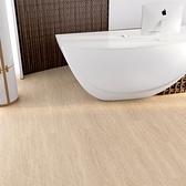 防水卡扣塑膠地板 6x36吋 杏仁黃橡木 0.5坪