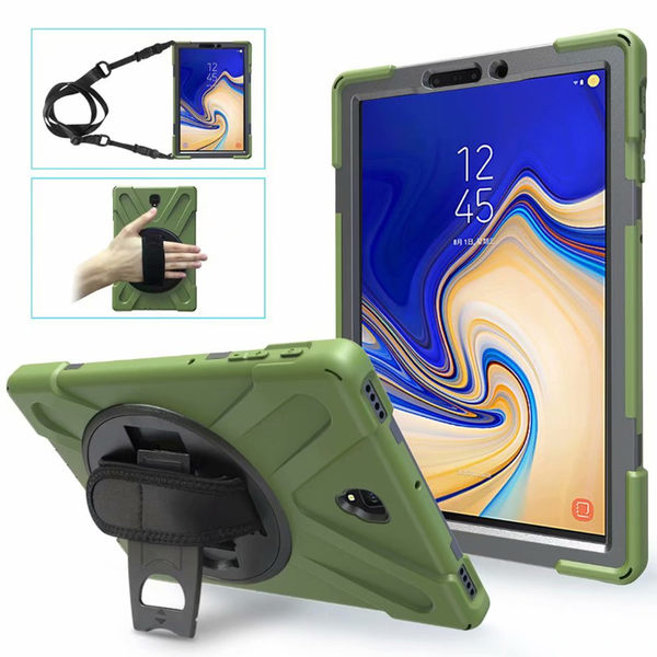 贈掛繩 iPad 9.7 PRO 11 Air 10.5 Mini 2 3 4 5 7.9吋 平板殼 海盜 手托 支架 保護殼 防摔 平板套 保護套